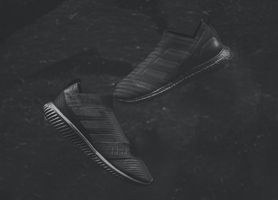 "4c2c7322c73 KITH x adidas Soccer Season 2 New York Cobras ""Triple Black"" Collection  Release Date"