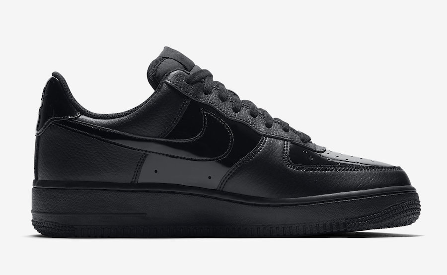 Nike Air Force 1 Low Patent Leather Pac