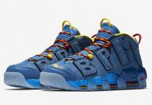 Nike Air More Uptempo Doernbecher Brody Miller AH6949-446