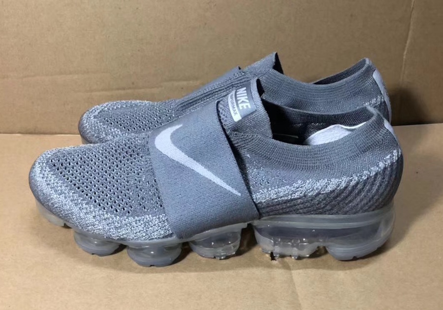 Nike Air VaporMax Strap Cool Grey