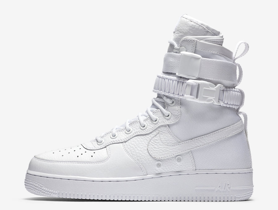 Nike SF-AF1 Winter White 903270-100