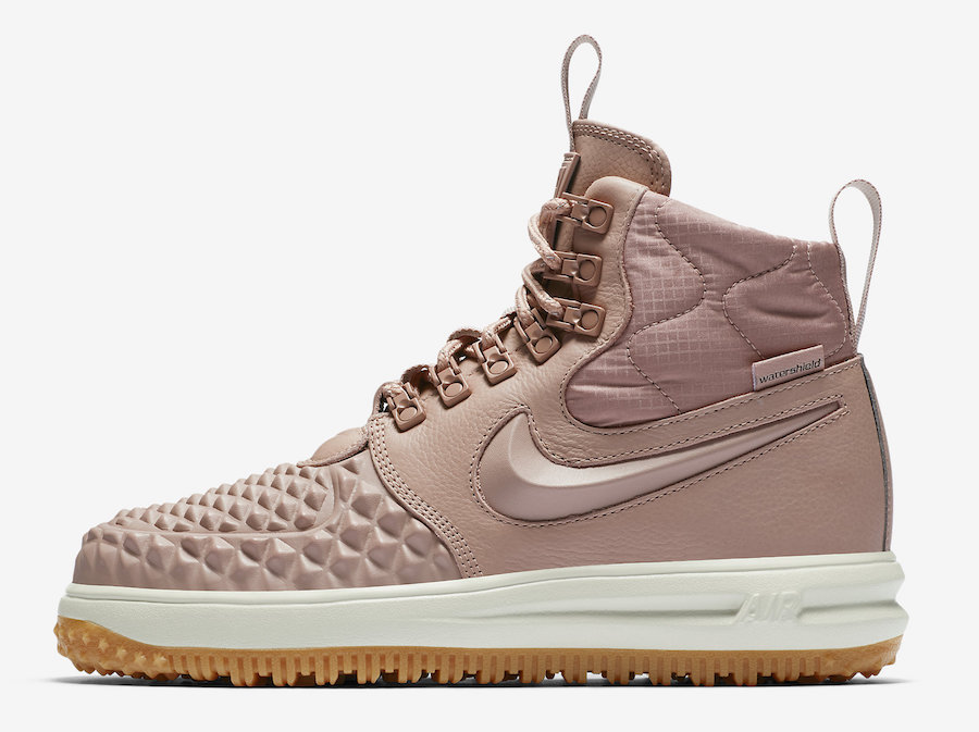 Nike Lunar Force 1 Duckboot Particle Pink AA0283-600