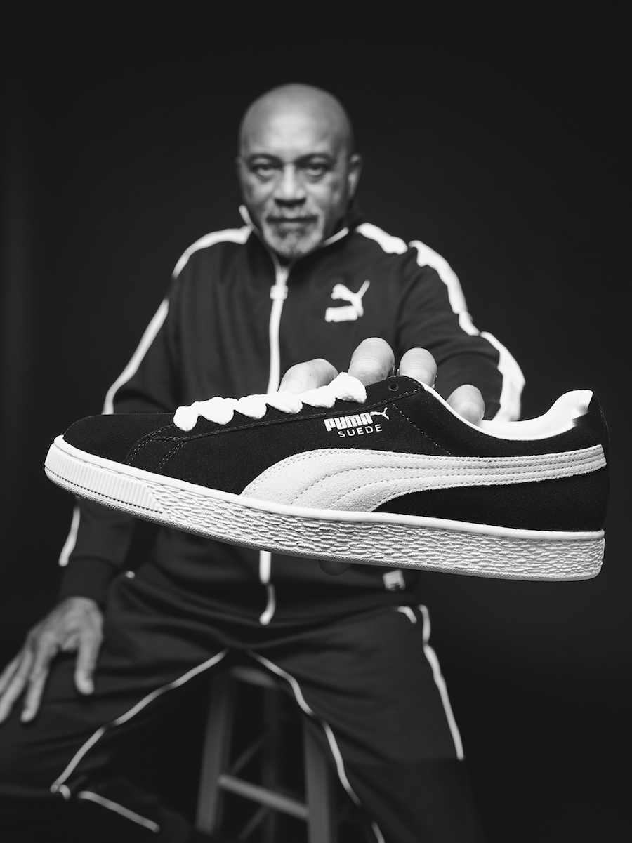 PUMA Suede 50th Anniversary Tommie Smith