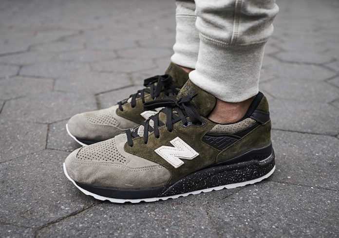 Toddy Snyder x New Balance 998 Dirty Martini