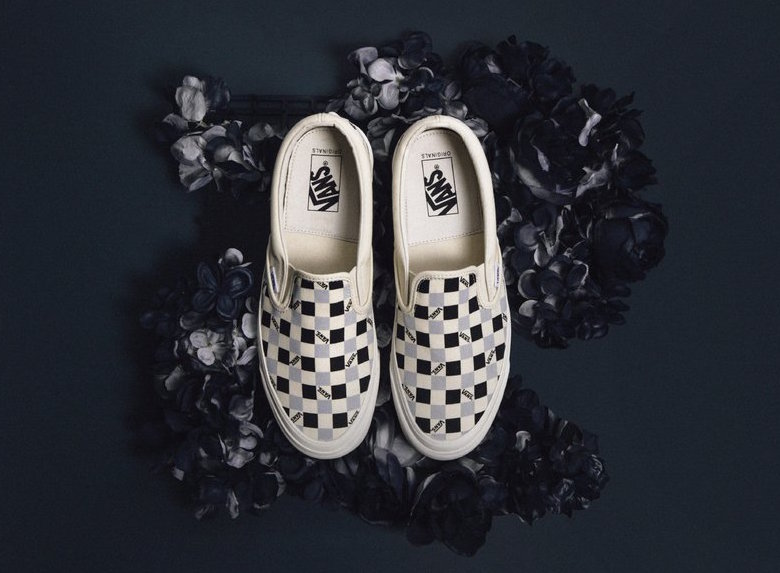 Vans Slip-On Tri-Check