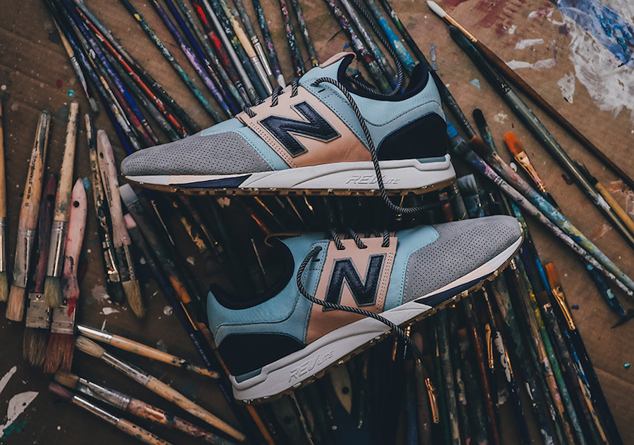 VILLA x New Balance 247 The Collective