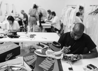 Virgil Abloh Nike 2018 Collection