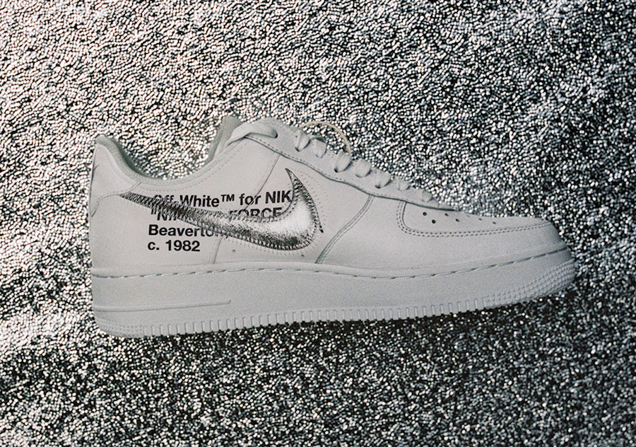 Nike celebrates Air Force 1s with Virgil Abloh and Don C