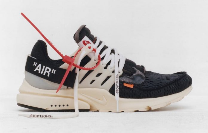 Virgil Abloh Off-White Nike Air Presto