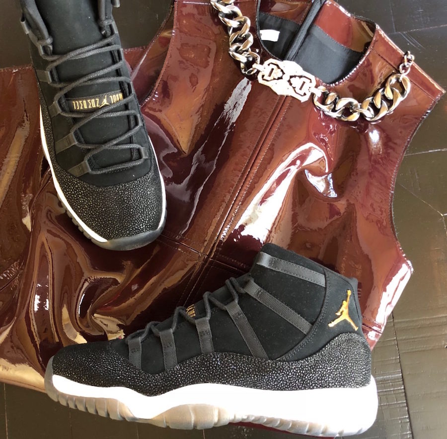 Air Jordan 11 Heiress Black Friday