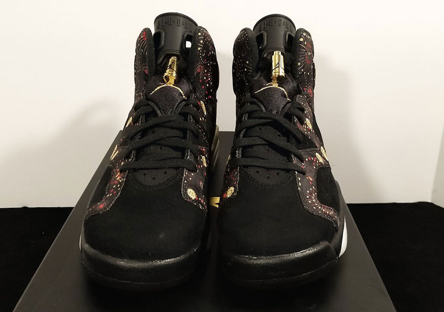 362800b70caaed Air Jordan 6 CNY Chinese New Year Release Date - Sneaker Bar Detroit