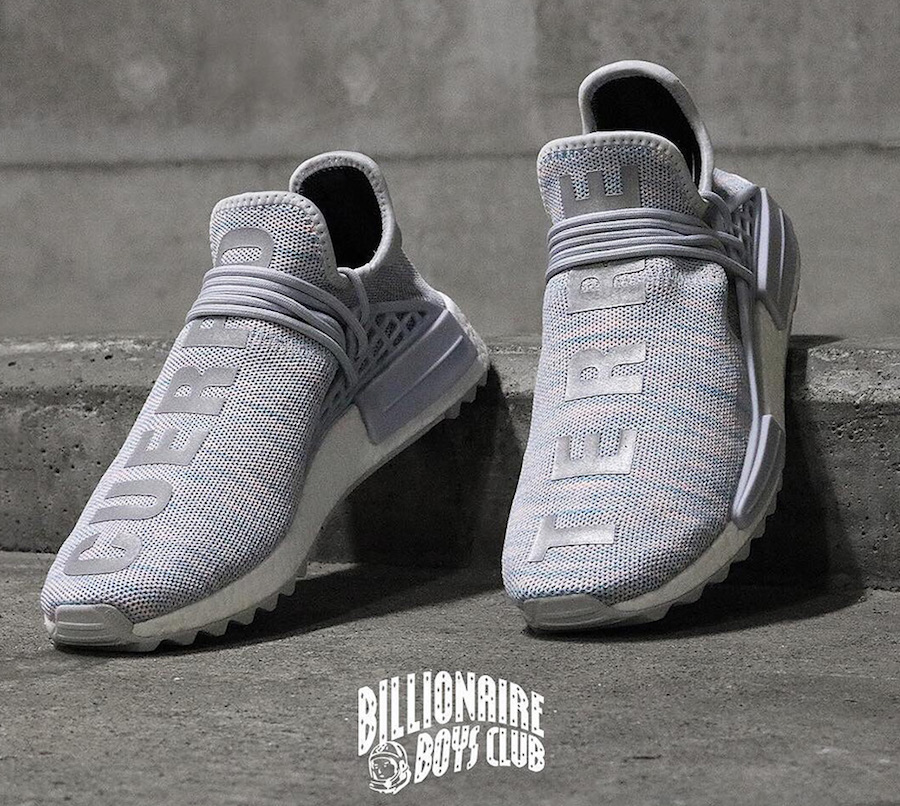 Billionaire Boys Club adidas NMD Hu Trail Cotton Candy