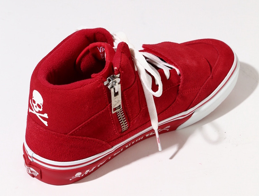 mastermind JAPAN Vans Mountain Edition Red
