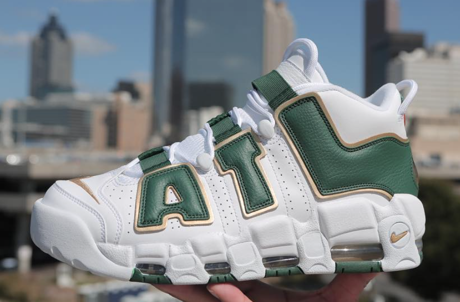"First Look: Nike Air More Uptempo ""Atlanta"""
