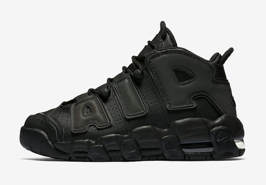 Nike Air More Uptempo Iridescent Reflective 922845-001