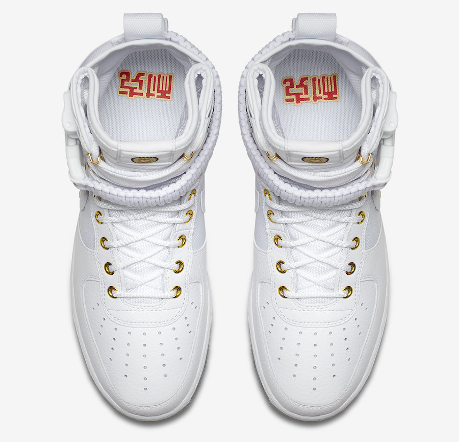 Nike SF-AF1 CNY Chinese New Year AO9385-100