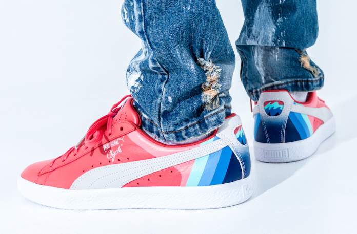 Pink Dolphin x PUMA Clyde Pack