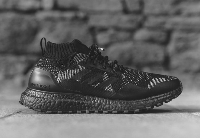 the best attitude 5df90 e9032 Ronnie Fieg Nonnative adidas Ultra Boost Mid - Sneaker Bar ...