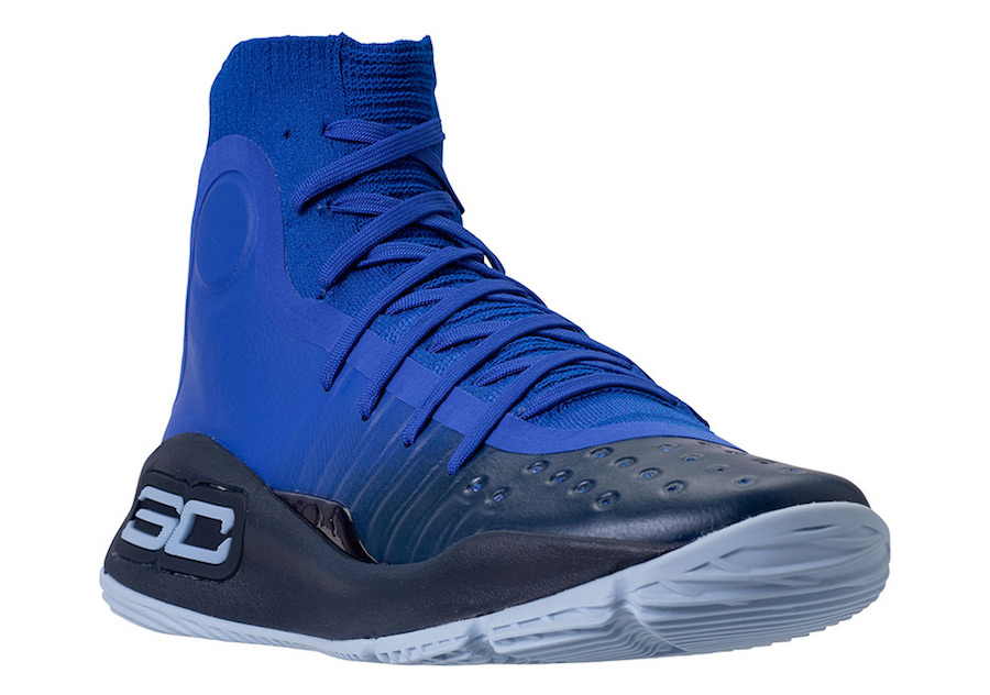 UA Curry 4 Away Team Royal