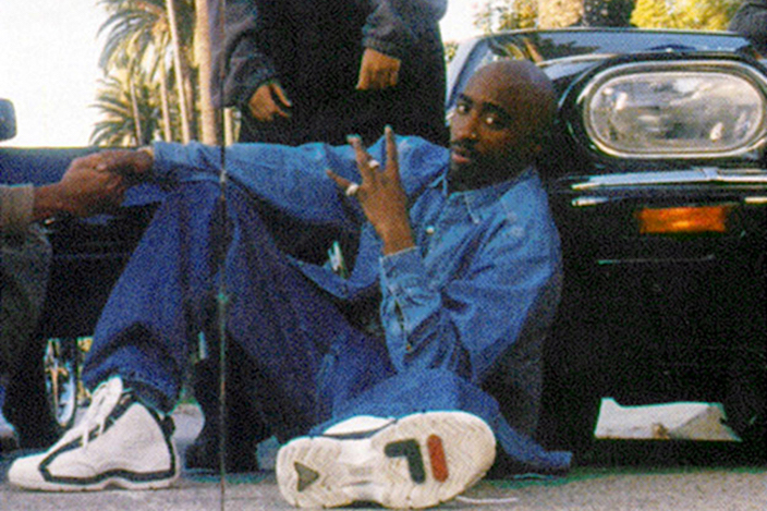 2Pac Grant Hill FILA 96 All Eyez On Me