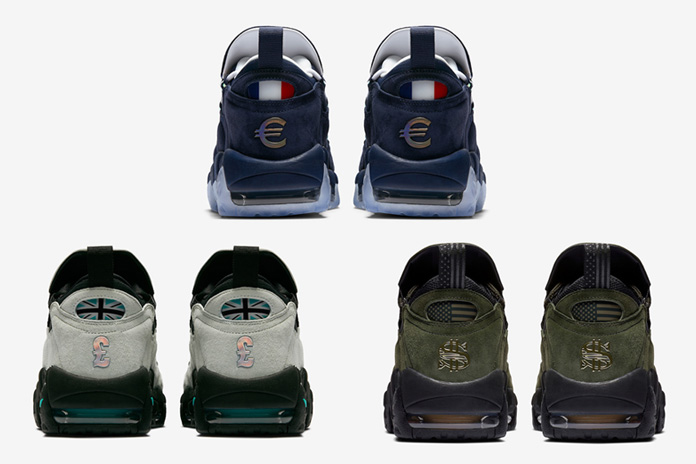 best loved 4ad2c 4c5ef The Nike Air More Money ...