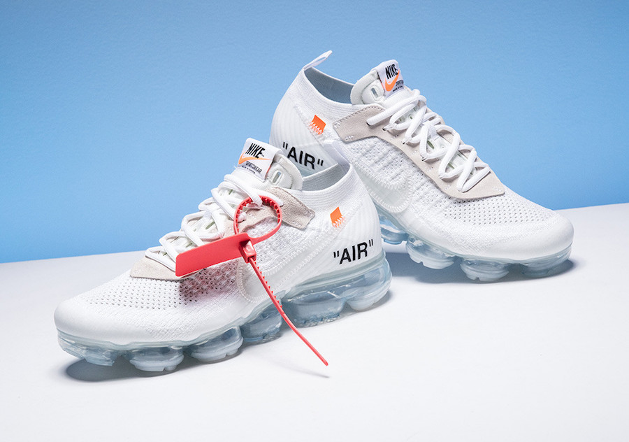 afb5e0cf2569 Off-White Nike Air VaporMax White AA3831-100 - Sneaker Bar Detroit