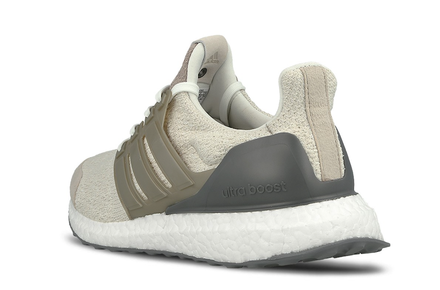 adidas Ultra Boost Lux DB0338 White Chocolate Brown