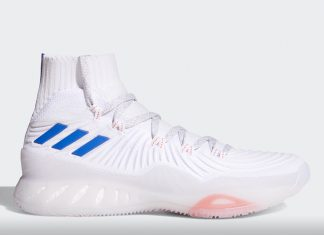 best sneakers e20e2 f68f4 adidas Has Another Kristaps Porzingis Crazy Explosive PE Releasing Soon