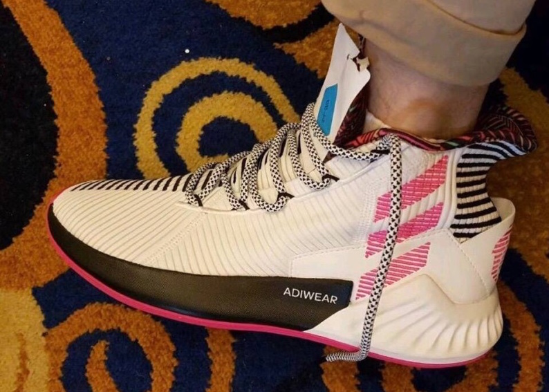 adidas D Rose 9 BB7658 Release Date
