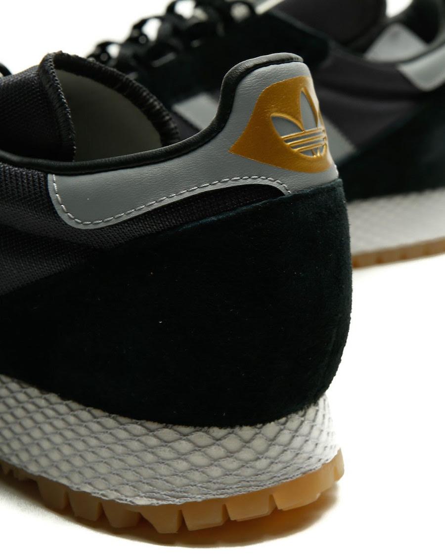 adidas New York Core Black
