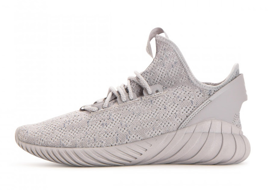 buy popular 97698 eac22 adidas Tubular Doom Sock PK Grey Two - Sneaker Bar Detroit