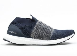 adidas Ultra Boost Laceless Legend Ink BB6135
