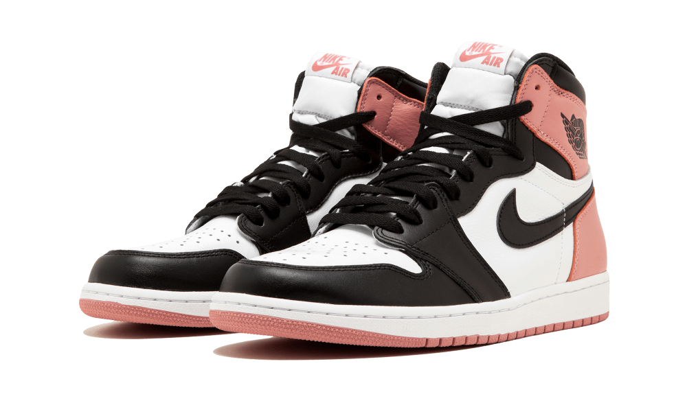 competitive price aa614 8c34b Air Jordan 1 Art Basel Igloo Rust Pink - Sneaker Bar Detroit