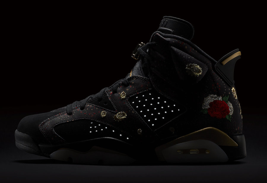 9ff02731106 Air Jordan 6 CNY Chinese New Year Release Date - Sneaker Bar Detroit