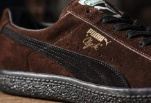 Kicks Lab PUMA JPN Clyde Brown Suede