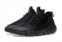 Nike Air Footscape Utility Triple Black AH8525-002