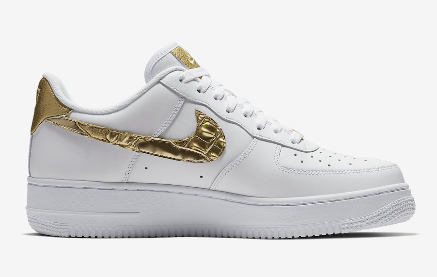 best service 11b3c df297 Nike Air Force 1 CR7 Cristiano Ronaldo AQ0666-100