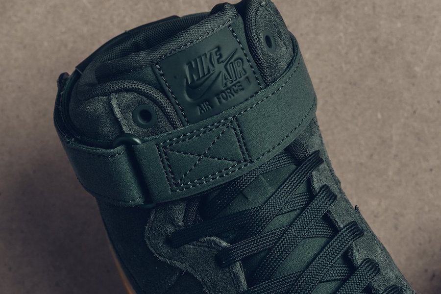 Nike Air Force 1 High Vintage Green AA1118-300