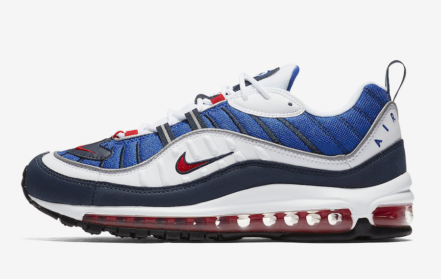 Nike Air Max 98 Gundam 2018 Retro 640744-100