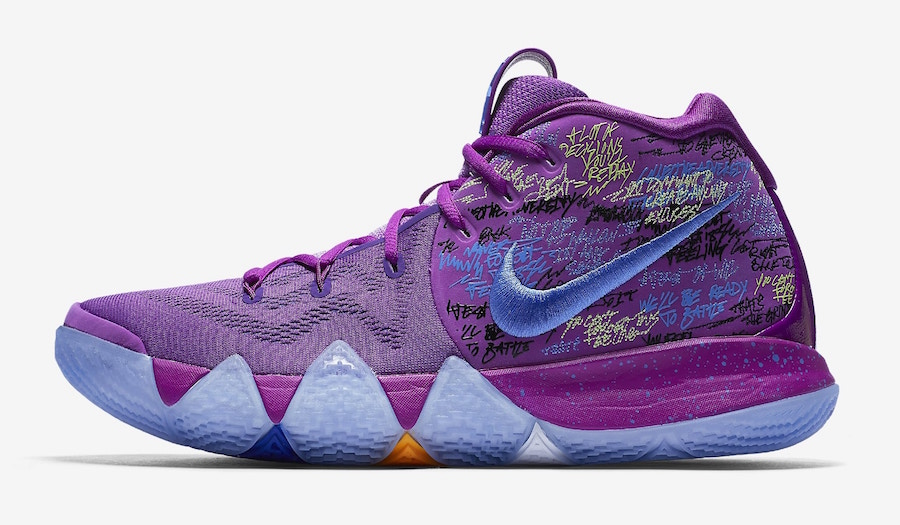 online retailer 84aa7 308bc coupon nike kyrie 4 pink a261d 91bd6
