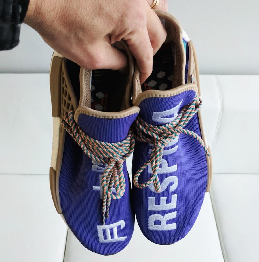 adidas NMD Human Race Respira Friends Family