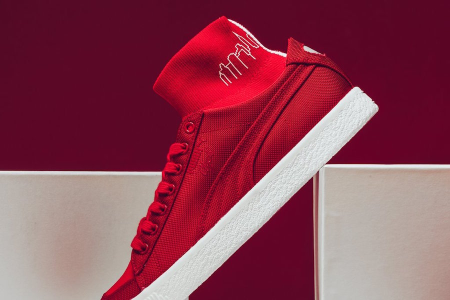 PUMA x Manhattan Clyde Collection
