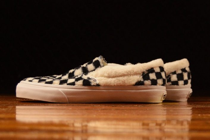 Vans Slip-On Sherpa Fleece