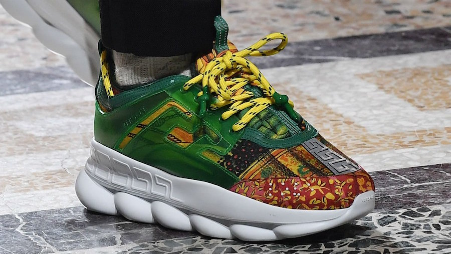 14a00ea940ac 2 Chainz x Versace Chain Reaction Release Date - Sneaker Bar Detroit