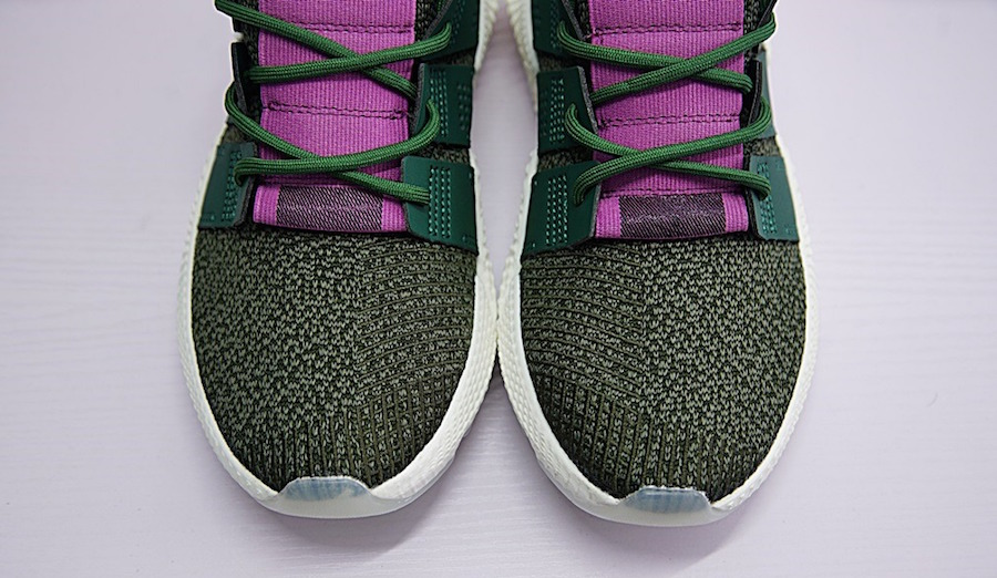 Dragon Ball Z adidas Prophere Cell