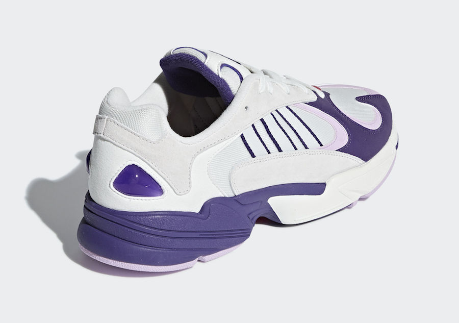 Dragon Ball Z adidas Yung-1 Frieza Release Date - Sneaker Bar Detroit f01426be0