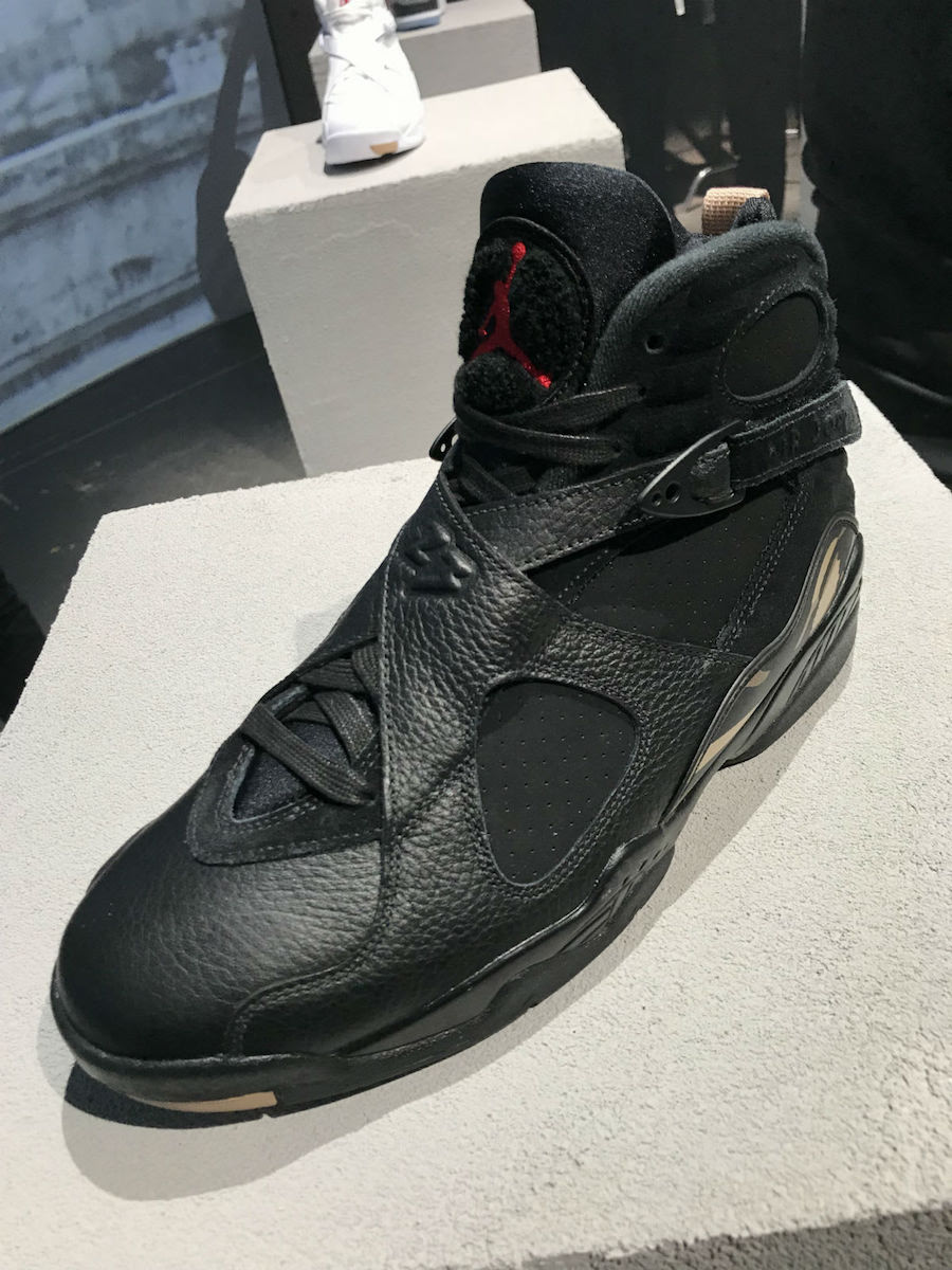 f0ba8d36468a88 Air Jordan 8 OVO Black AA1239-045 - Sneaker Bar Detroit