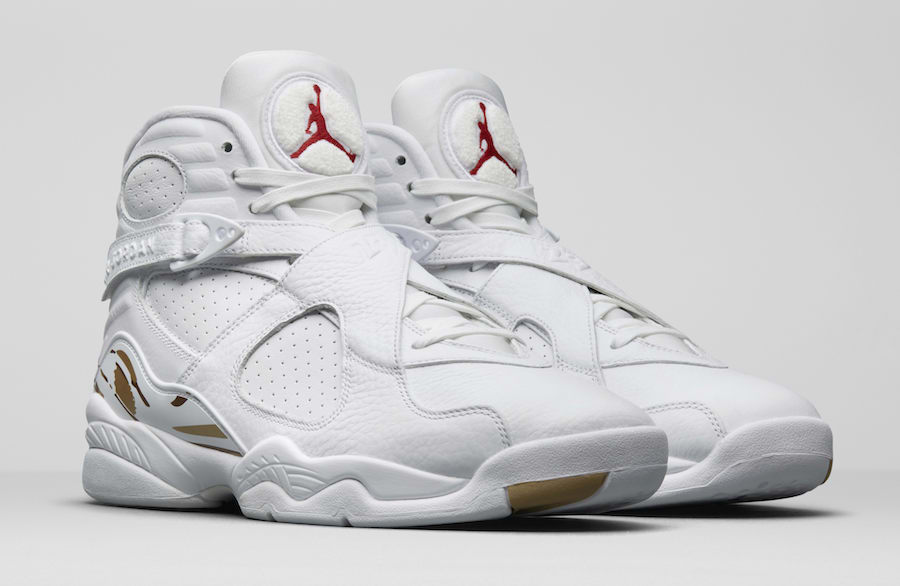 3fcc90aff818 Air Jordan 8 OVO White AA1239-135 - Sneaker Bar Detroit