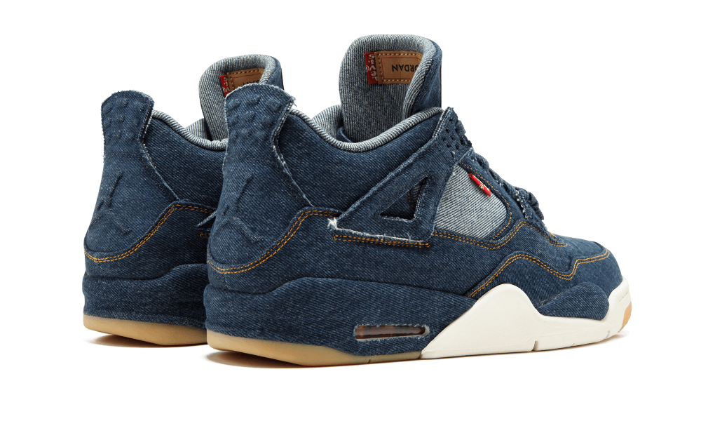 Air Jordan 4 Levi's Denim