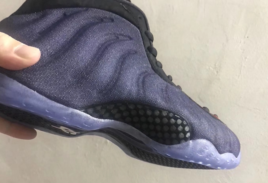 353e3aad23d Nike Air Foamposite One Denim 314996-404 Release Date - Sneaker Bar ...